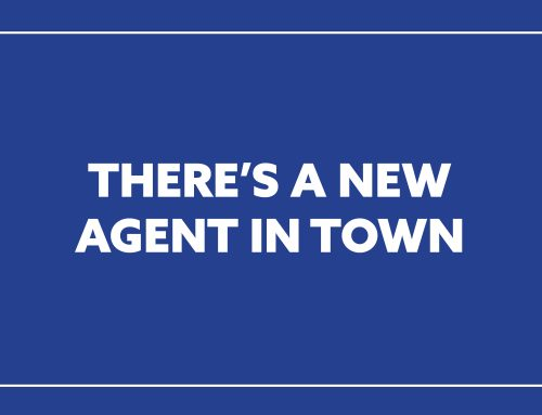 There's a new agent in town.