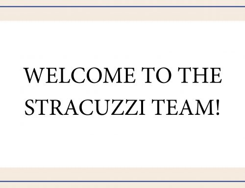 Welcome To The Stracuzzi Team!